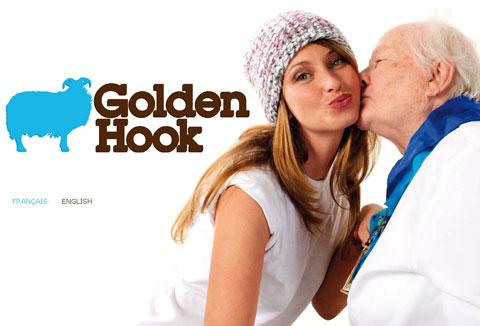 golden hook tricot