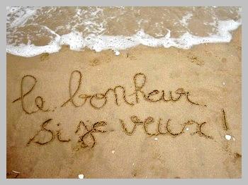 bonheur happiness