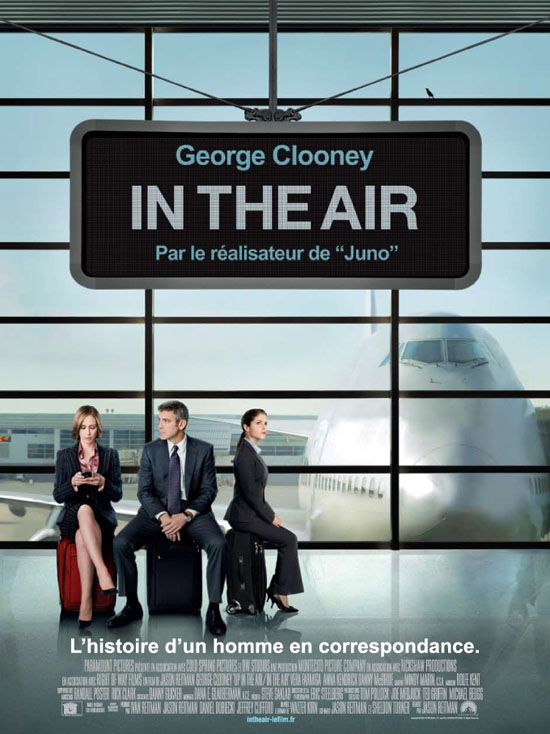 in the air affiche