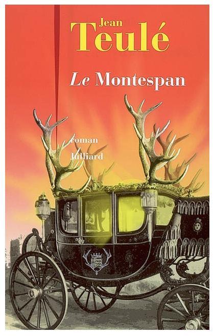 Jean Teulé – LeMontespan