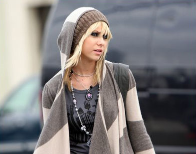 Jenny humphrey gossip girl