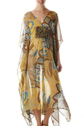 kaftan antik batik
