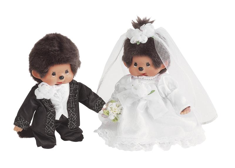 Les mariés de chez Kiki