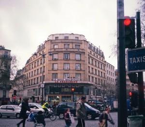 Un très célèbre restaurant chinois parisien