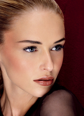 Lèvres maquillage