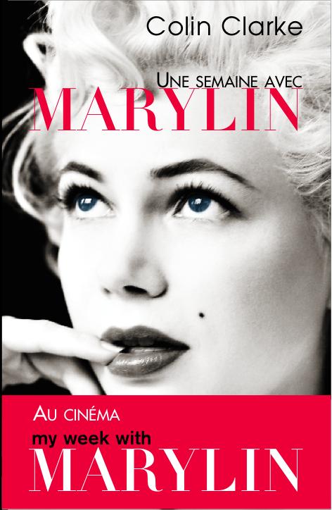 livre Une semaine avec Marylin
