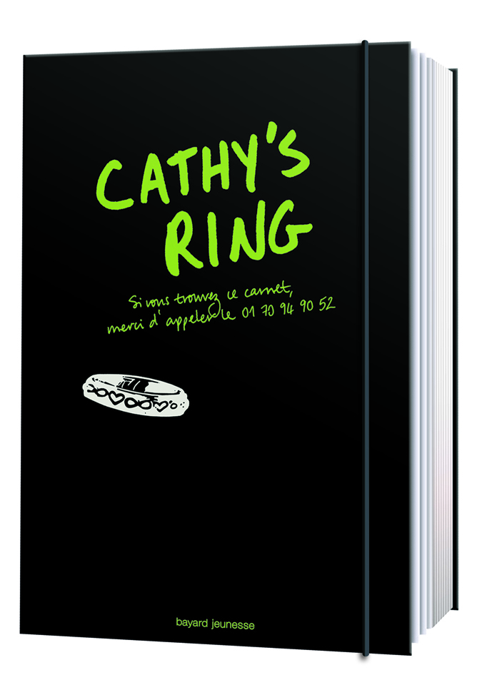 livre-volume-Cathy'sRing