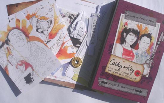 livres-indices-cathy's key
