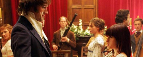 Série Lost in Austen