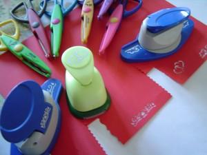 Perforatrices et ciseaux