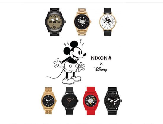 Montres Nixon Disney