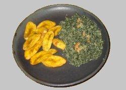 ndolé plat national camerounais