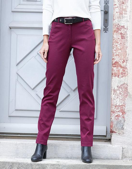 pantalon femme Christine Laure