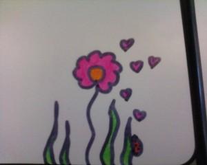 Une si belle fleur