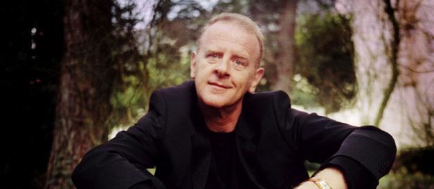 Portrait Jean Teulé