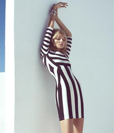 rayures-robe-H&M