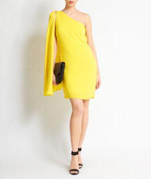 robe-etam-couleur-jaune