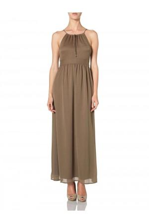robe-longue-vero-moda-camel