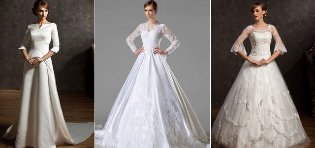 robe-manches-mariage
