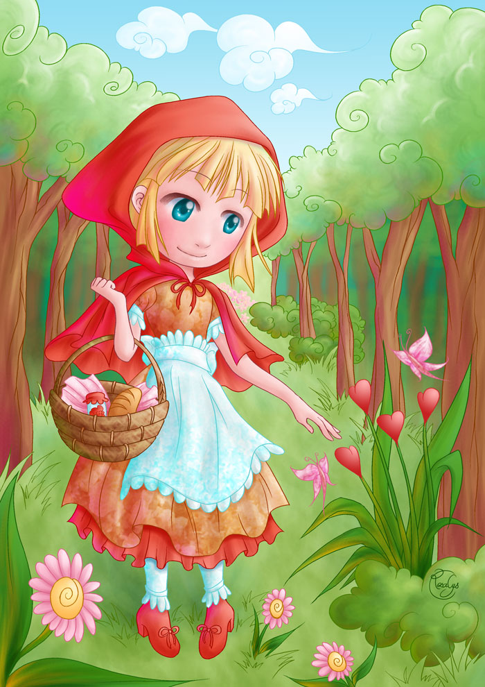 rosalys-little-Red-Riding-Hood
