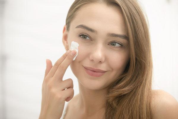 Routine beauté peau nettoyage