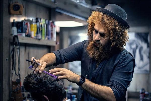 Salon de coiffure tendance