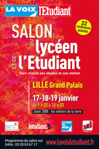 Guide du salon de l 'étudiant