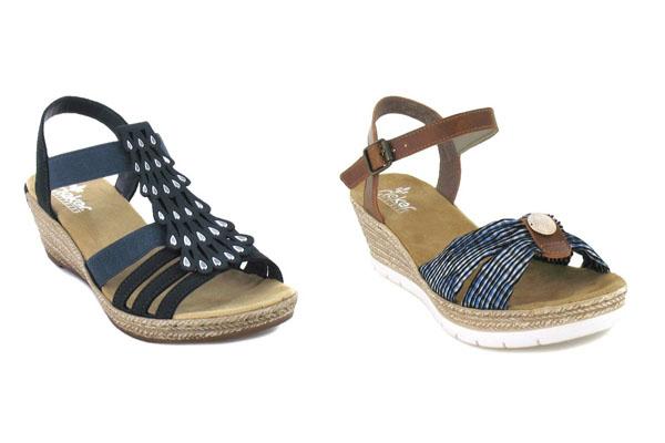 Sandales femme été