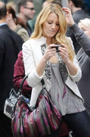 serena Gossip Girl téléphone