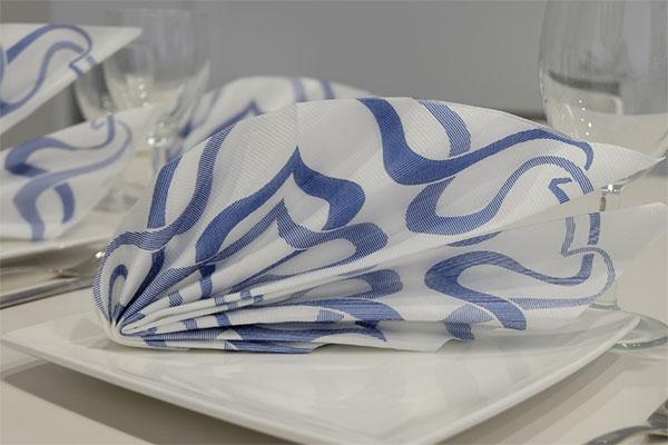 Serviette décoration de table