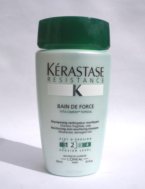 shampooing-kerastase-bain-force