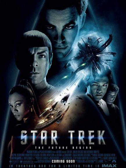 Star Trek Kirk et Spock