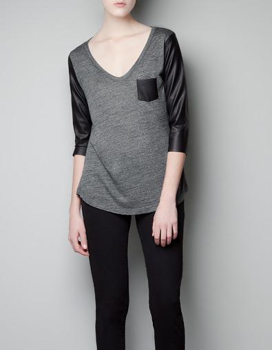 t-shirt-bi-matiere-zara