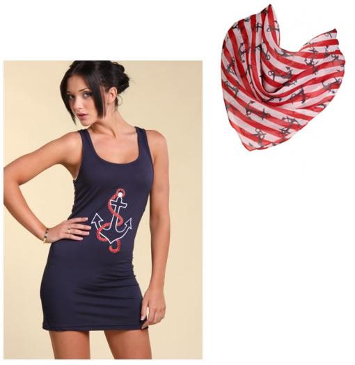 tee-shirt-marin-et-foulard-boohoo