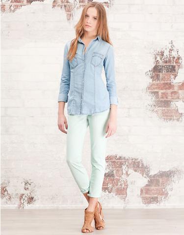 tendance-chemise-jean