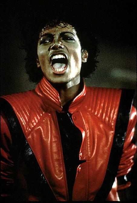 Thriller Mickael Jackson