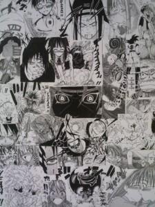 Toile Manga