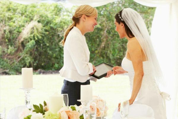 Wedding planner mariage