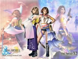 Yuna dans Final Fantasy X et X-2 !
